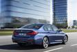 BMW Série 5 : technologique et hybride #3