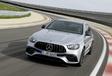 Mercedes-AMG E 63 4Matic+ : encore plus forte #2