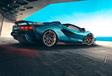 La Lamborghini Sian déclinée aussi en Roadster #7