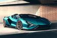 La Lamborghini Sian déclinée aussi en Roadster #3