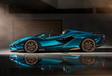 La Lamborghini Sian déclinée aussi en Roadster #10