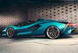 La Lamborghini Sian déclinée aussi en Roadster #9