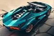 Lamborghini blijft trouw aan de atmosferische V12!