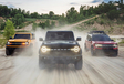 Ford Bronco : sa préférence va aux terres hostiles #1