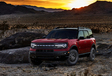 Ford Bronco : sa préférence va aux terres hostiles #8