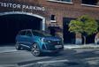Peugeot 5008: logische facelift #1
