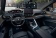 Peugeot 5008: logische facelift #7