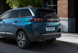 Peugeot 5008: logische facelift #12