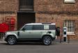 Land Rover Defender 90 et Plug-In Hybrid : la gamme s'élargit #8