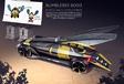 Rolls-Royce révèle les dessins gagnants de son concours de design #5