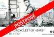 Centenaire des motos Gillet Herstal à Autoworld : exposition reportée