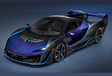 McLaren Sabre : réservée à l'Amérique #1