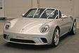 Porsche 55One: nooit getoond instapmodel #2