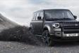 Land Rover offre un V8 au Defender #2