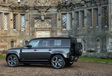 Land Rover offre un V8 au Defender #4