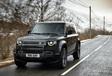 Land Rover offre un V8 au Defender #5