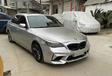Drôle de bestiole : une BMW Série 5 E60 avec une calandre de nouvelle M3 #9