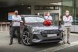 Audi Brussels, 100.000 Audi e-tron produites
