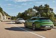 Porsche Taycan haalt 911 in
