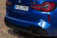 BMW X3M & X4M facelift pour les versions de pointe #16