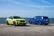 BMW X3M & X4M facelift pour les versions de pointe #8