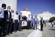 Volkswagen soutien la transition durable d'une île grecque