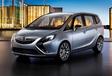 Opel Zafira Tourer Concept #1