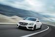 Mercedes CLA 45 AMG #1