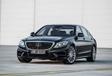 Mercedes S-Klasse #1