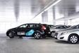 Autonoom parkerende Volvo's #1