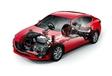 Mazda 3 Hybrid en CNG #2