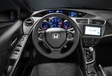 Honda Civic, facelift et version sport #6