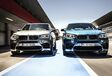 BMW X5 M et X6 M, tenue sportive #1