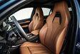 BMW X5 M et X6 M, tenue sportive #13
