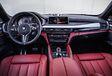 BMW X5 M et X6 M, tenue sportive #4