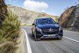 Mercedes GLE, facelift ML en mode hybride #1
