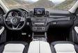 Mercedes GLE, facelift ML en mode hybride #2