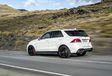 Mercedes GLE, facelift ML en mode hybride #5