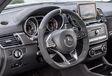Mercedes GLE, facelift ML en mode hybride #7