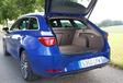 Seat Leon Break 1.5 TSI 150 : porte-bagages stylé #13
