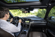 Trois berlines «à conduire» : Ford Focus, Honda Civic et Seat Leon #21