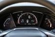 Trois berlines «à conduire» : Ford Focus, Honda Civic et Seat Leon #22