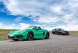 BMW M2 CS vs Porsche 718 Boxster GTS : Bulle de plaisir! #3