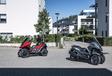 Yamaha Tricity 300 : Triangle de sécurité #3