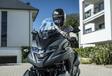 Yamaha Tricity 300 : Triangle de sécurité #5