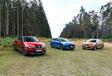 Ford Puma vs Nissan Juke vs Renault Captur : Chemins de travers(e) #2