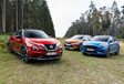 Ford Puma vs Nissan Juke vs Renault Captur : Chemins de travers(e) #3