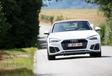 Audi A5 Cabriolet 2.0 TFSI : Le bonheur est dans les airs #1