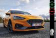 Ford Focus ST: orange sanguine #1