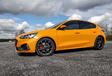 Ford Focus ST: orange sanguine #2